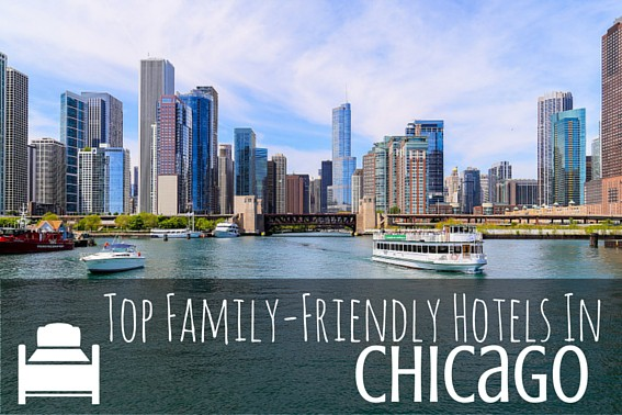 Best kid friendly hotels in chicago for Beat hotel in chicago