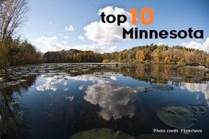 Top 10 Minnesota