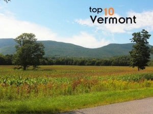 Top 10 things to do with kids in Vermont