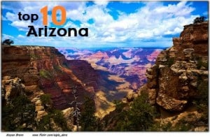 Top 10 Things for families to do in Arizona