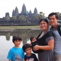 Pang Family: Cambodia with Kids