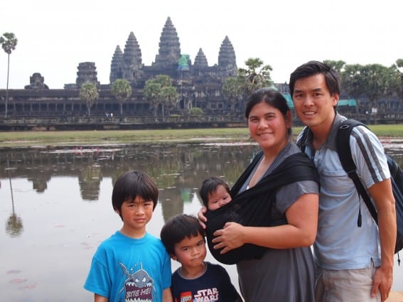 Cambodia with kids? You bet you can. Learn how to do Southeast Asia like a pro
