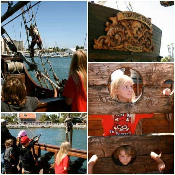Pirate Ship Adventures in San Diego, CA