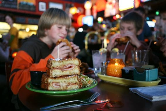 Kid friendly Cleveland: Melt Bar & Grilled