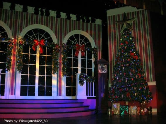Holidays at Theme Parks: Christmas Town at Busch Gardens