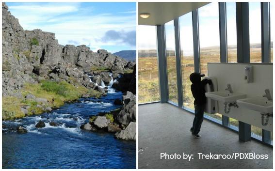 Reykjavik Continental Divide