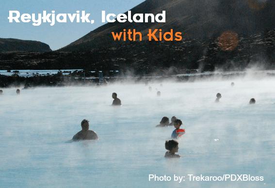 Reykjavik Iceland With Kids