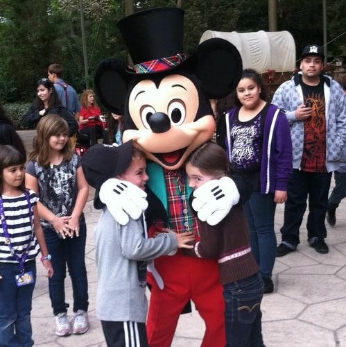 Disney Parks Holidays at Theme Parks