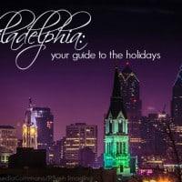 Christmas events in Philadelphia