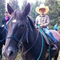 Flathead Lake Lodge Family Dude Ranch Trekaroo_carousel