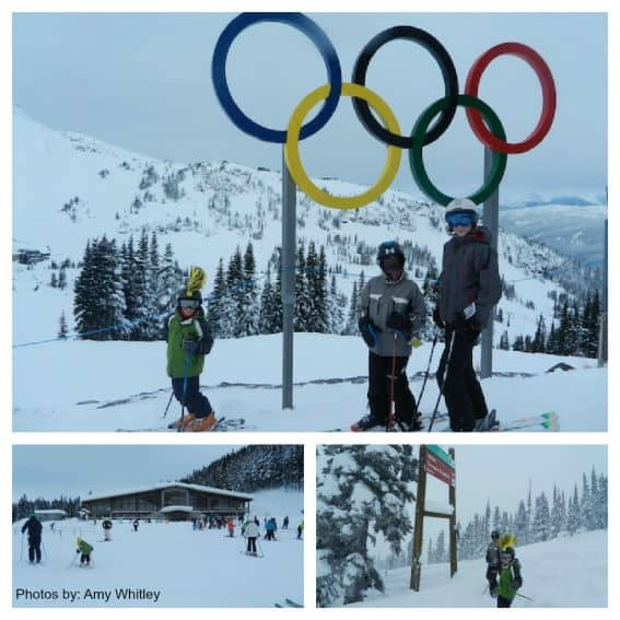 Whistler Blackcomb Ski Resort Ski with kids Canada