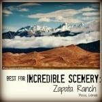 Zapata Dude Ranch Scenery