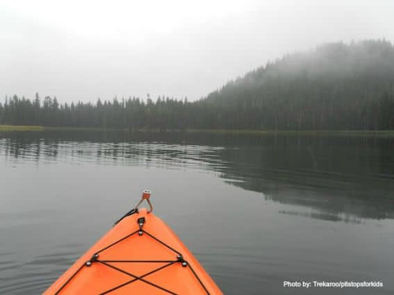 Cascade Lakes, OR Photo by:  Trekaroo/pitstopsforkids