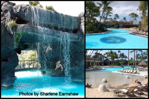 Hilton Waikoloa Village: Kid Friendly Big Island Lodging Pools