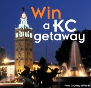 Enter to win a Kansas City Family Friendly Getaway