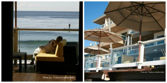 Laguna Beach Pacific Edge Hotel family cabana