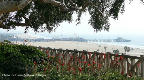 Palisades Park Santa Monica Family things to do with kids in Santa Monica