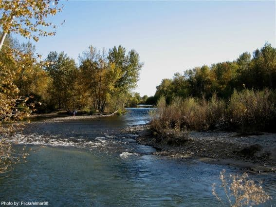 Boise River Greenbelt flickr/elmar88