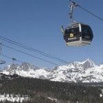 Mammoth Skiing