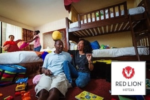 Red Lion Family Suite