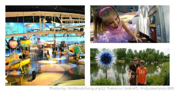 Top 10 Michigan Cities with personality Air Zoo Fairy Doors Meijer Gardens