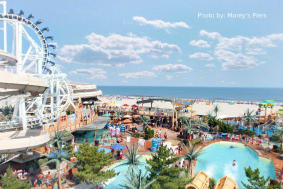 Explore Family Friendly Wildwood New Jersey With The Kids