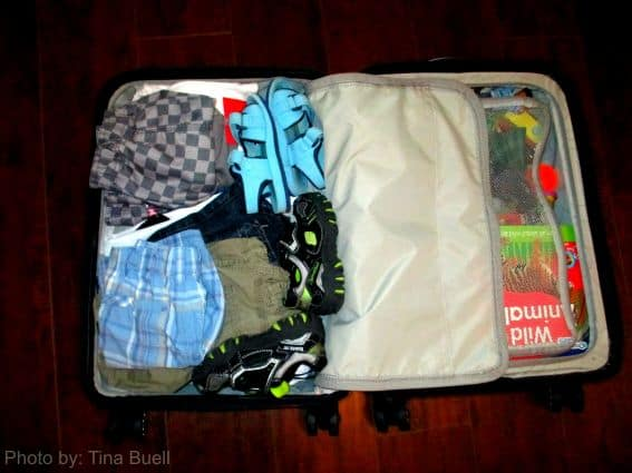 Tips for Packing on Road Trips
