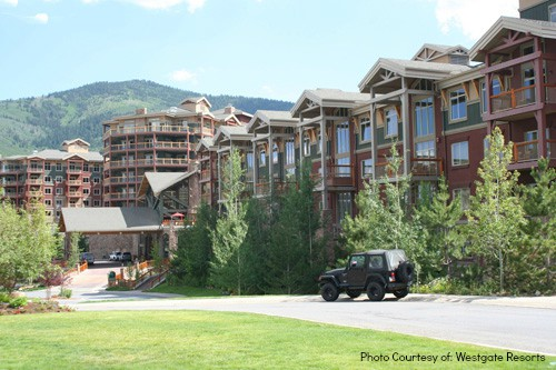 Park City Westgate Photo Courtesy of : Westgate Resorts