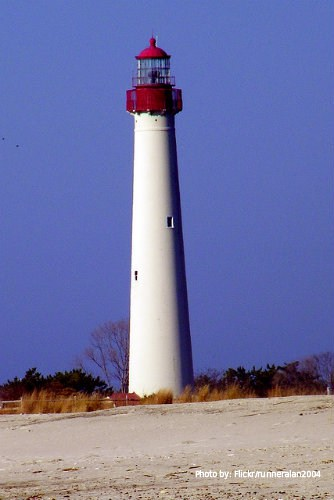 The Jersey Cape: 6 Family Friendly Activities: family friendly activity, lighthouse, lighthouse tour,  Photo by: Flickr/runneralan2004