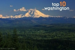 Top 10 Things for Families to do in Washington State