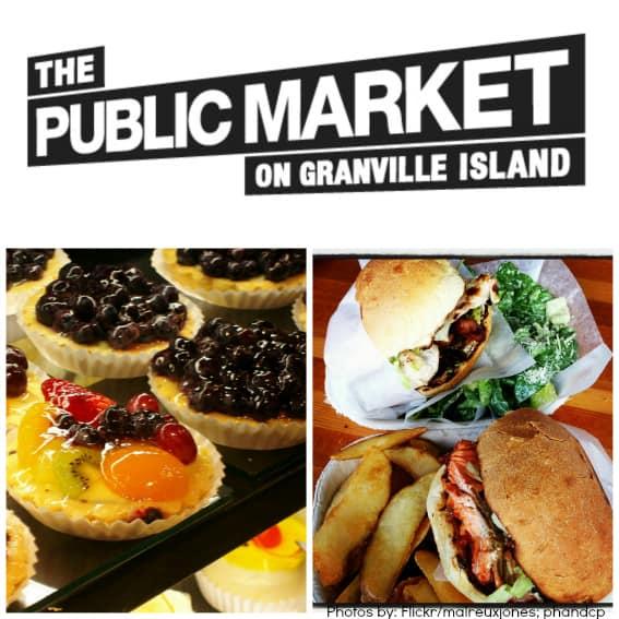 Vancouver Food Public Market