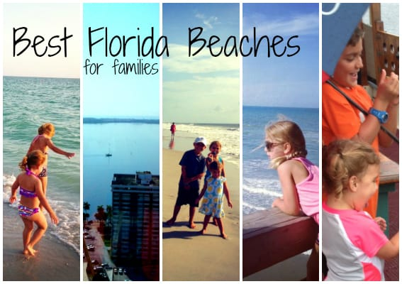 Best Florida Beaches for families: Top 5 Beaches to Visit with Kids