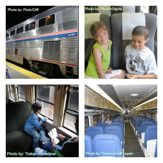 Military Family Travel Train