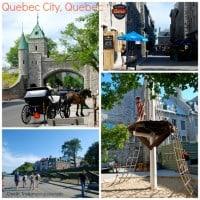 Quebec City Family Travel