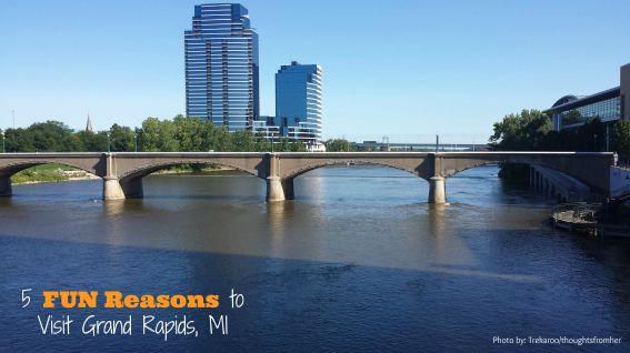 Kid Fun In Grand Rapids Mi