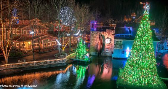 Dollywood Smoky Mountain Christmas Tennessee