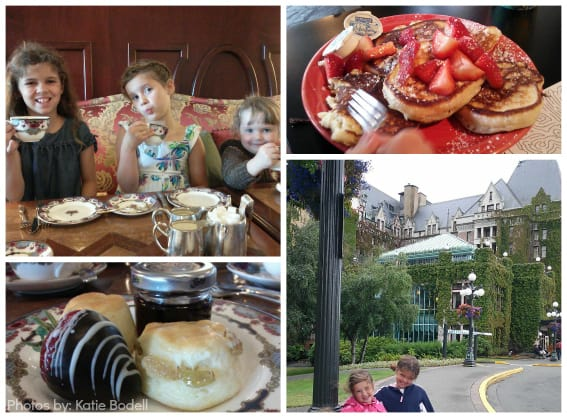 Best-Family-Vacations: Fairmont Empress Victoria