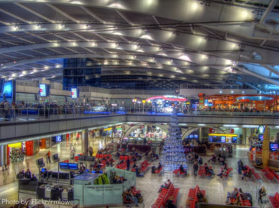 Christmas Holidays Airports Packing tips for winter holidays