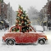 Christmas and Holiday Family Travel Tips