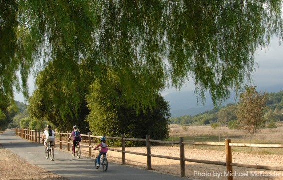 Ojai, California with Kids