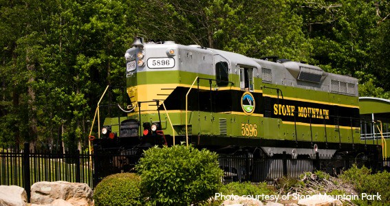 Scenic Railroad All Aboard Trains Choo Choos Around Georgia Blue Ridge Atlanta