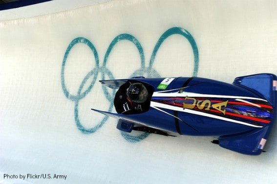 Train like an Olympian: Bobsled Lake Placid
