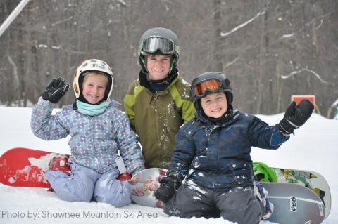 family friendly ski programs in Pennsylvania