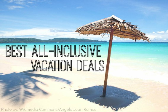 finding the best all inclusive vacation deals trekaroo