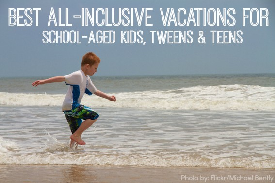 family inclusive teen vacation