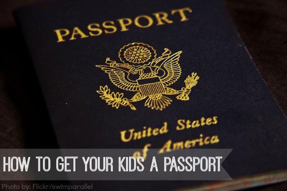 How To Get Your Kids A Passport - Trekaroo