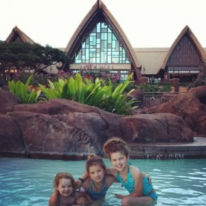 Disney Aulani Pools