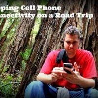 Keeping Cell Phone Connectivity on a Road Trip