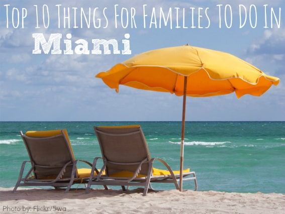 15 Best Attractions for Families in Miami - Mommy Nearest