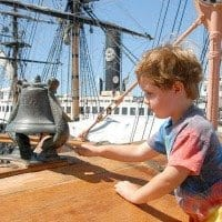 places to learn about history with kids